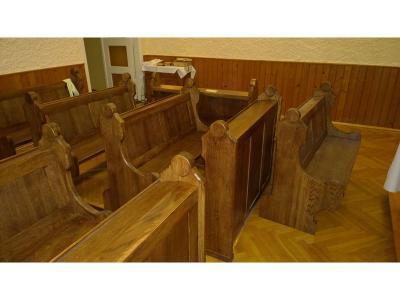 drewniane modlitewniki